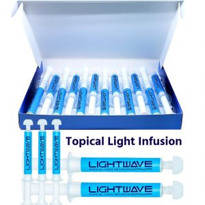 Topical Light Infusion (TLi)